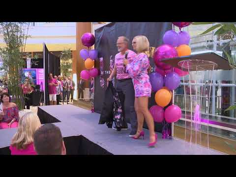 American Cancer Society -  Making Strides Against Breast Cancer -  Fashion Show