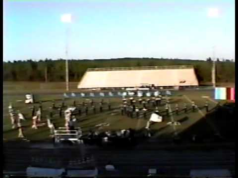 Les Miserables - Newberry High School Blue Brigade  - 1999