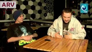 Вибе & Джамал (ТГК, Триагрутрика) об уральском рэпе и своем лейбле, на ARV