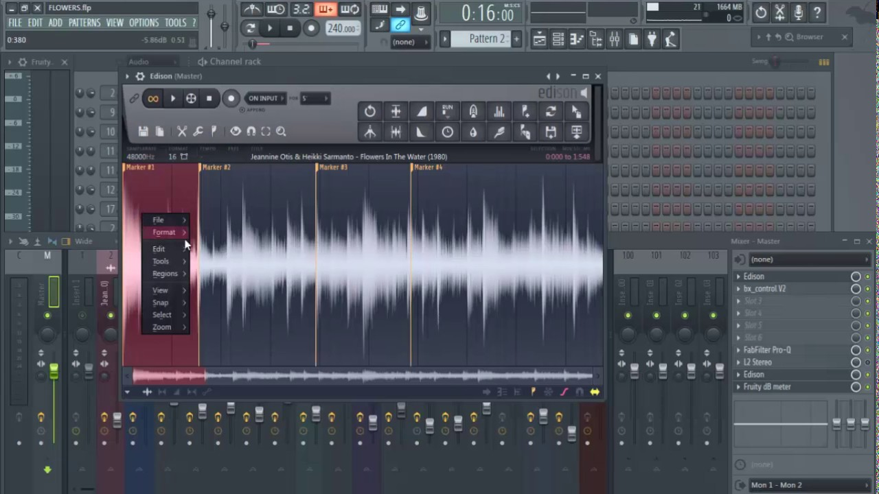 How To Save Your Sample After Chopping In FL Studio 12