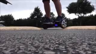 EROVER Two Wheels Smart Self Balancing Scooter REVIEW Video