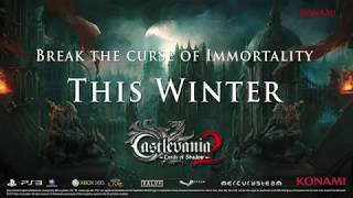 Castlevania Lords of Shadow 2 2013 E3 Trailer
