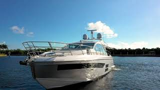 2019 Azimut S6 For Sale at MarineMax Pompano Yacht Center
