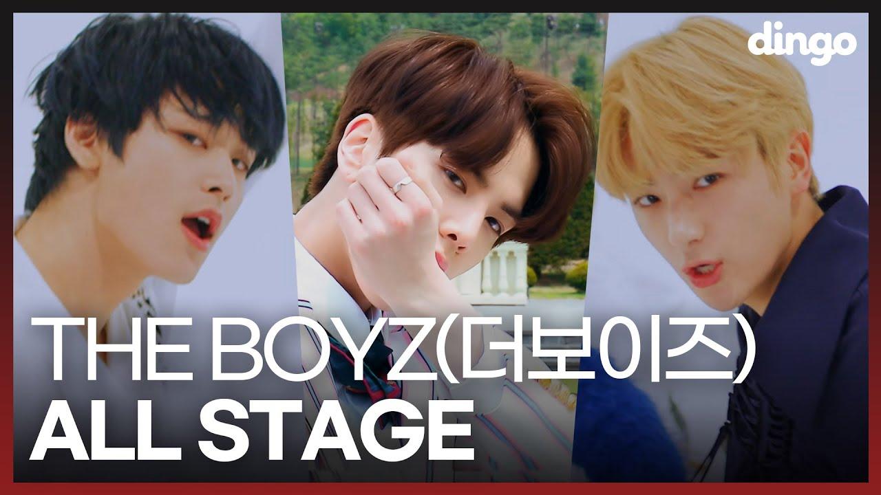 👑더보이즈👑  퍼포먼스&라이브 모음!ㅣTHE BOYZ Performance&Live CompilationㅣREVEAL,Right Here,Bloom Bloom,Giddy Up