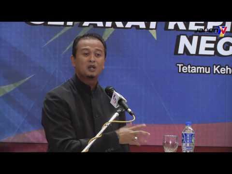 JOM JAGO PORAK KITO | Syamsul 'Debat' Amri B Ismail