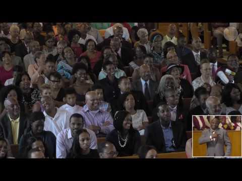 "August 28, 2016 10am, ""I'm So Glad Trouble Don't Last Always"", Rev. Dr. Elbert Ransom, Jr."