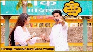 Flirting Prank On Boy (Gone Wrong)