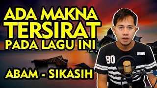 ABAM BOCEY - SIKASIH (OFFICIAL LIRIK VIDEO) || REACTION