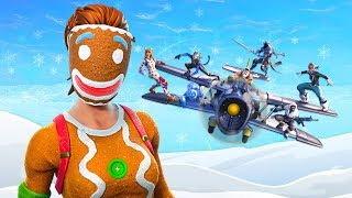 Original Fortnite Christmas Skins!! (Fortnite Battle Royale)