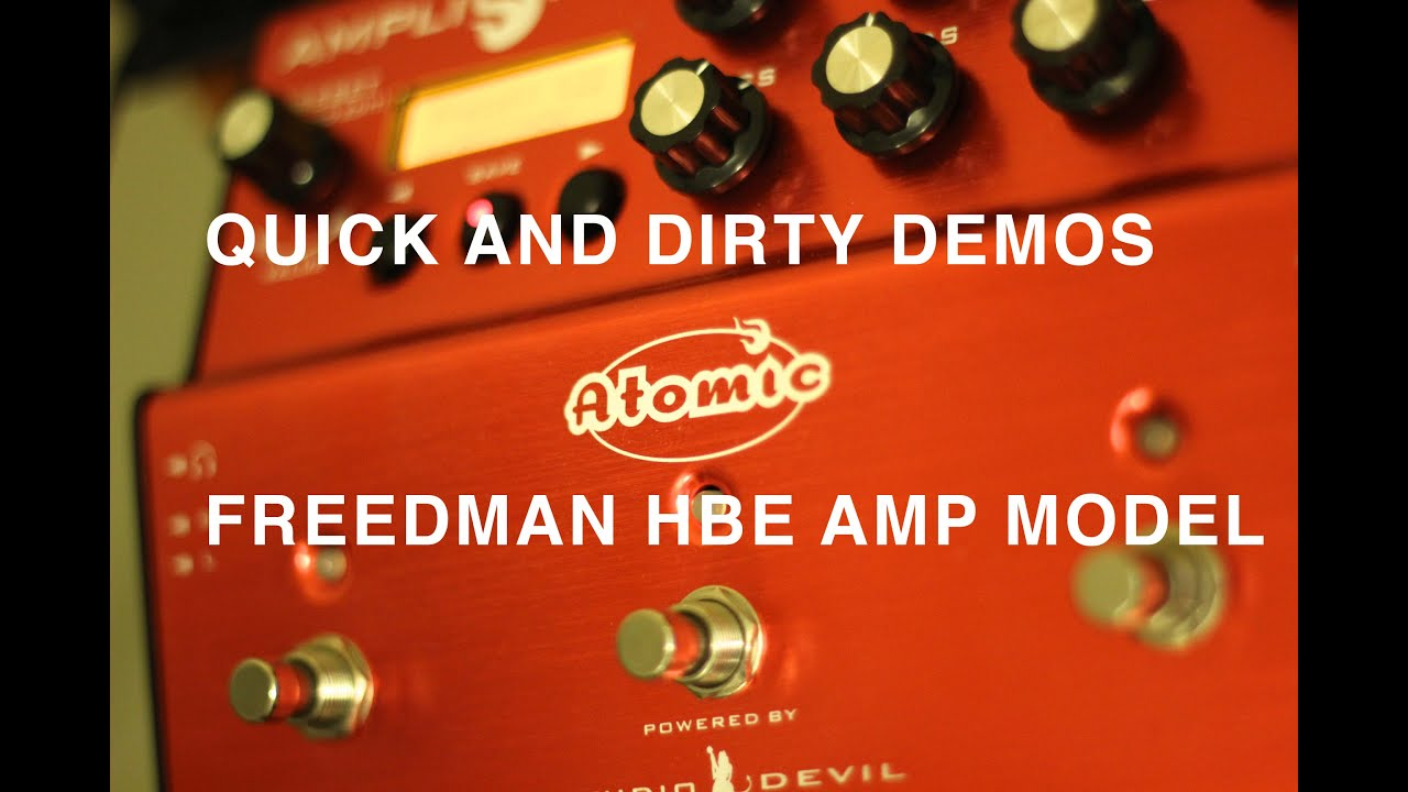 Dirty Demos