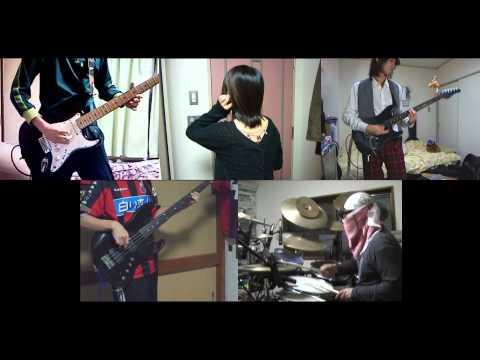 [HD]Tegami Bachi - Letter Bee REVERSE OP [Chiisana Mahou] Band cover
