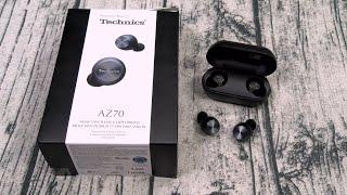 Technics AZ70 True Wireless Noise Canceling Earbuds