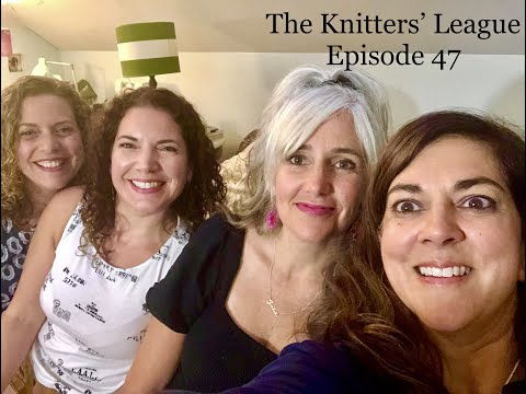 The Knitters' League :: Episode 47