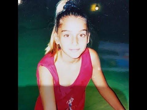Elisa De Panicis Sorprende Con Foto Cuando Era Niña Youtube