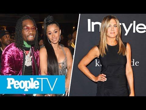 Details On Cardi B & Offset's Split, Jennifer Aniston Dishes On 'Dumplin' | LIVE | PeopleTV