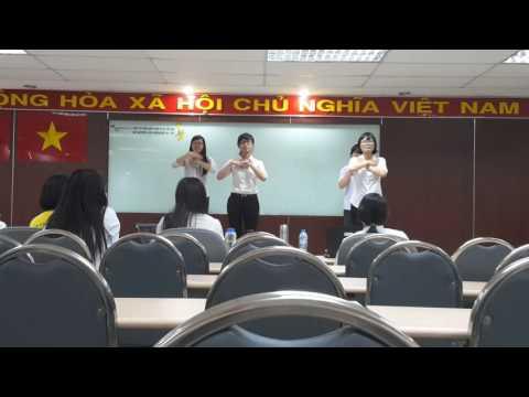 Dân vũ A&C - Bắc Kim Thang, Rửa tay
