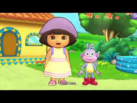 Baby Games For Kids - Dora with Nature, Rainy Season, Summer
