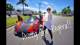 The Hypercar With No Gearbox - Koenigsegg Regera!!