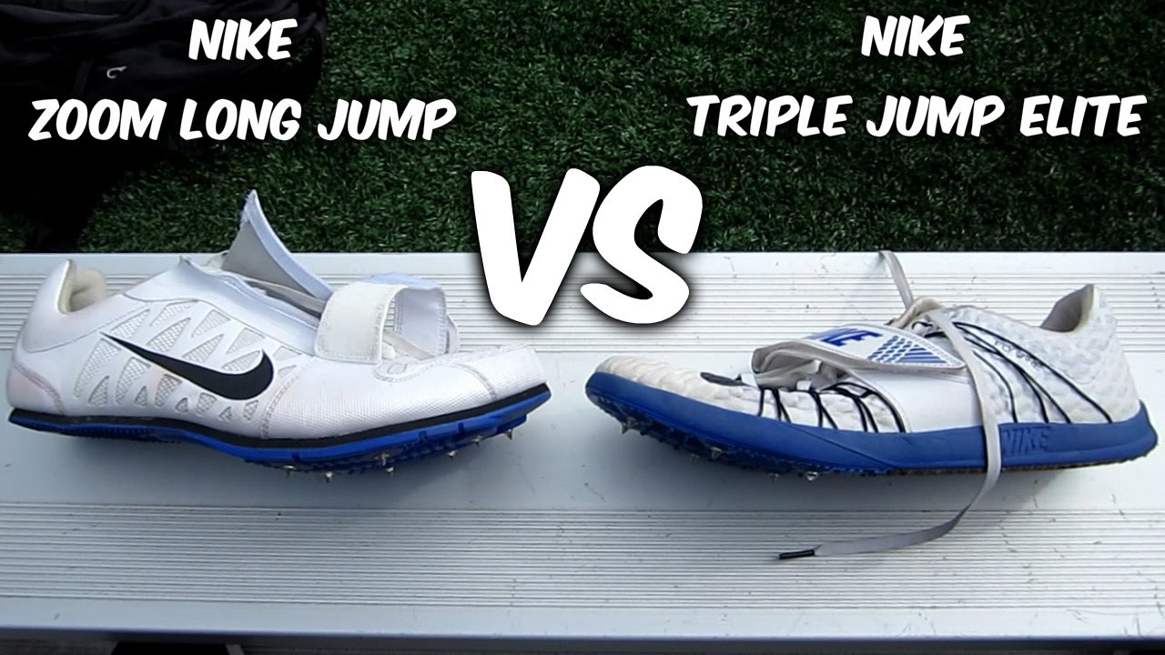 ee75488c423c Nike Jumping Event Spikes Review - YouTube