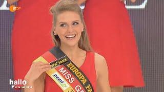 Miss Germany 2015 - Olga Hoffmann