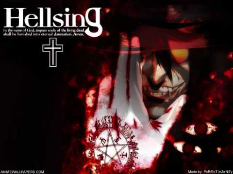 Hellsing intro with Lyrics