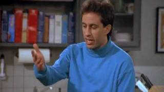 Seinfeld Clip - George And The IQ Test