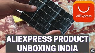 Unboxing AliExpress Products Received in India | MacBook Pro Skins & Keyboard Covers