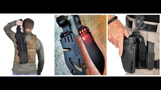 8 AMAZING TACTICAL & SURVIVAL GEAR YOU NEED TO SEE 2019