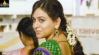 Rye Rye Movie Scenes   Srinu Teasing Aksha   Latest Telugu Movie Scenes   Sri Balaji Video