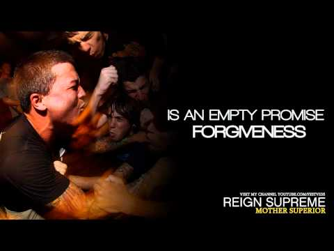 Reign Supreme - Mother Superior (Testing The Limits Of Infinite) Lyrics Video