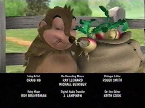 My Friends Tigger and Pooh Credits (2007)