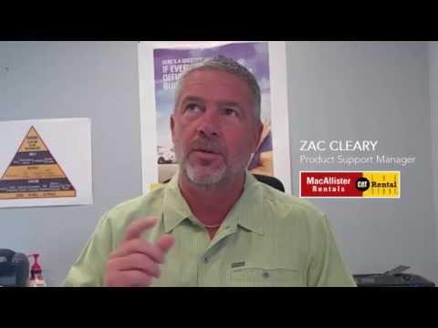 MacAllister Rentals Testimonial