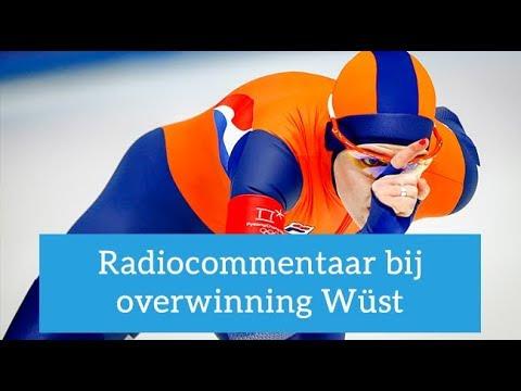 Radiocommentaar bij de overwinning van Ireen Wüst op de 1500 meter | NPO Radio 1