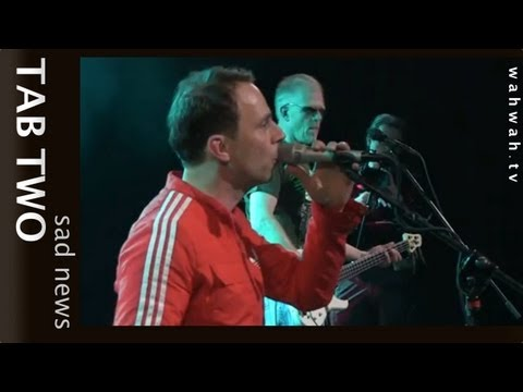 TAB TWO - sad news - live 2012 (Hellmut Hattler & Joo Kraus @ hells 60s birthday party!)