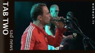 TAB TWO - sad news - live 2012 (Hellmut Hattler & Joo Kraus @ hells 60s birthday party!)