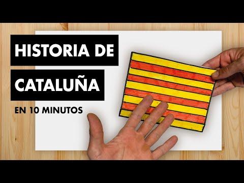 HISTORIA DE CATALUA EN 10 MINUTOS