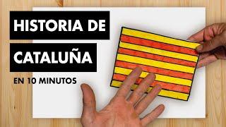 HISTORIA DE CATALUÑA EN 10 MINUTOS thumbnail