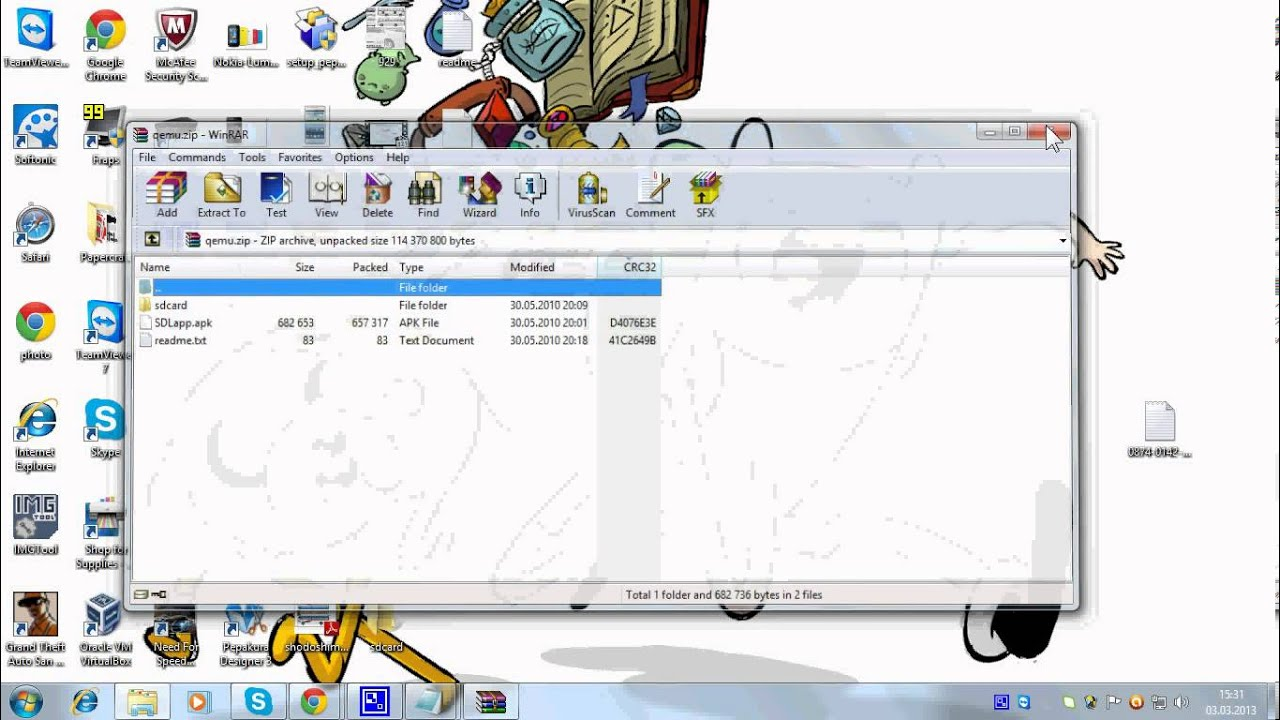 How to Install Windows 95 On Android (EASY)