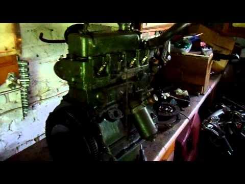 Austin A55 Cambridge restoration