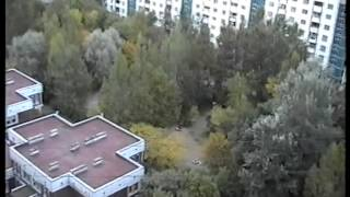 Ул.Хо Ши Мина.С.-Петербург.С высоты птичьего полета.16 этаж.