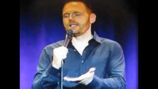 Bill Burr  I want to get a gun