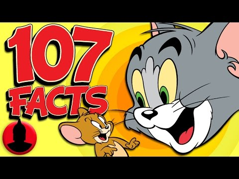 107 Tom and Jerry Facts You Should Know! (Tooned Up #275) | ChannelFrederator