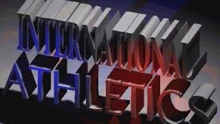 International Athletics gameplay (PC Game, 1992)