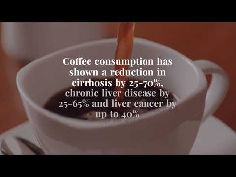 Coffee and liver health