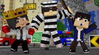 Minecraft : MUNDO DOS BEBÊS #11 - DANÇANDO BARBIE GIRL NO MEIO DA CIDADE!!