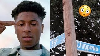 I WALKED THROUGH NBA YOUNGBOY'S HOOD (ALMOST GOT SHOT)😭