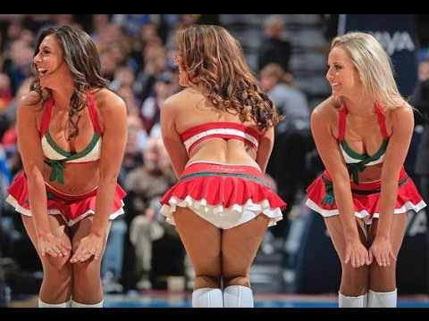 very hot naked cheerleaders