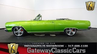 1964 Chevrolet Chevelle SS -  Indiana Showroom -  Stock # 932