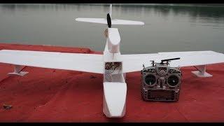 HƯớng dẫn chế tạo thủy phi cơ Sea Otter