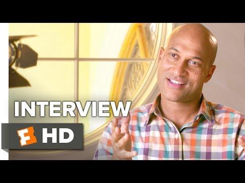 Keanu Interview - Keegan-Michael Key (2016) - Jordan Peele, Will Forte Movie HD
